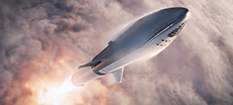 Space X Could Be Making Final Test Before Launching People