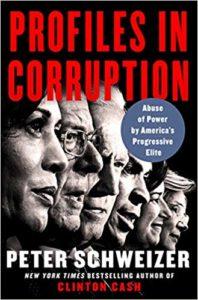 Schweizer's 'Profiles In Corruption' Book Hits #1