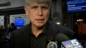 Blagojevich 'Unchained': Gives Old-School-Politics Live Interview As He Leaves Prison