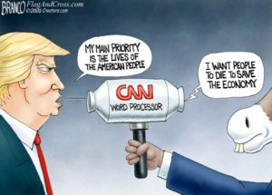 CNN's Jim Acosta Chided By White House Correspondents' Association President For Acting Like 'Part Of The Resistance