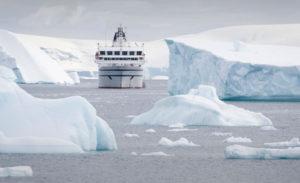 Whoops!! Venezuelan Warship Sinks After Ramming German Cruise Vessel