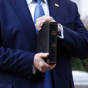 Trump Discusses His Faith