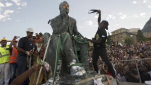 Culture Wars Rage In South Africa – The War On Statues Spreads
