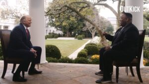 Whitlock & Trump: The White House Interview